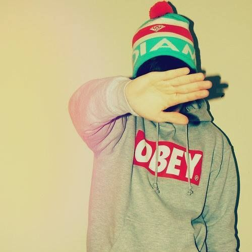flloork: swag boy | Tumblr no We Heart It. https://weheartit.com/entry/76067907/via/Lou_my_angel Check out the latest OBEY swag to hit th...