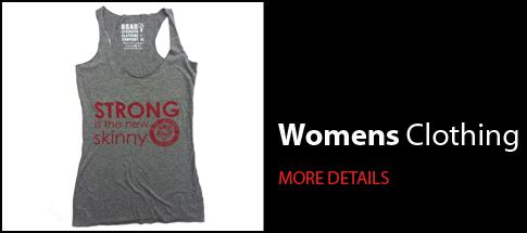 "discounts on ""StrongisthenewSkinny"" Bear Strength Functional fitness, Crossfit Clothing and Gym Wear South Wales, UK"
