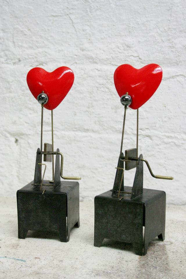 Heart Beaters by Martin Smith