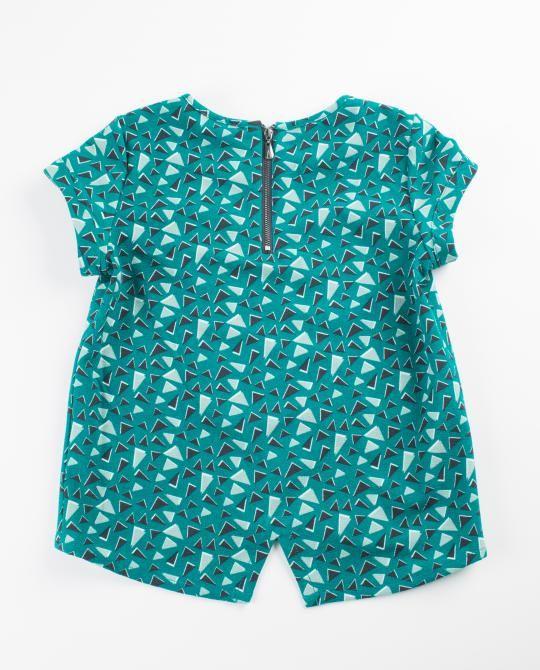 blauwgroene-blouse-met-print