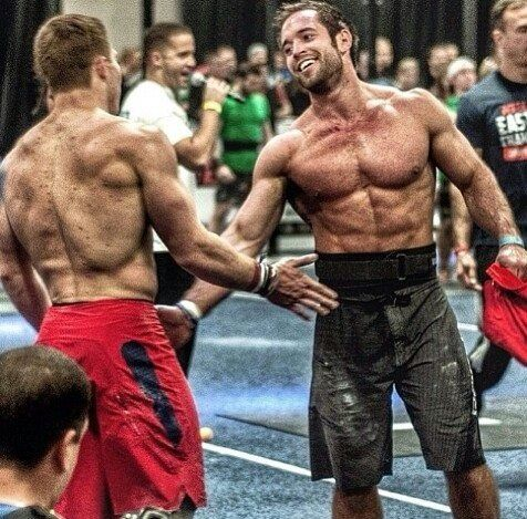 crossfitters on steroids