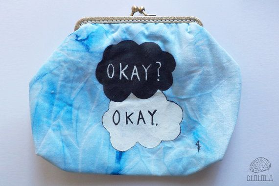 The Fault in Our Stars Small Bag, Pouch, Case, Handbag
