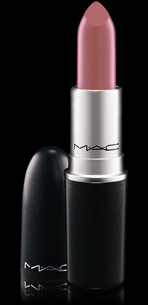 I wore this for so long with a brown lip liner!!! Goes with any color, an very neutral to match different styles! MAC Cosmetics: Lipstick in Pink Plaid