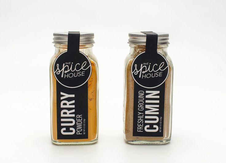 The Spice House (Student Project) on Packaging of the World - Creative Package Design Gallery