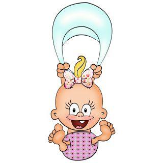 Funny Baby Clip Art