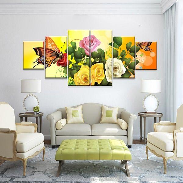 Las 25 mejores ideas sobre cuadros modernos para living - Cuadros para salon modernos ...