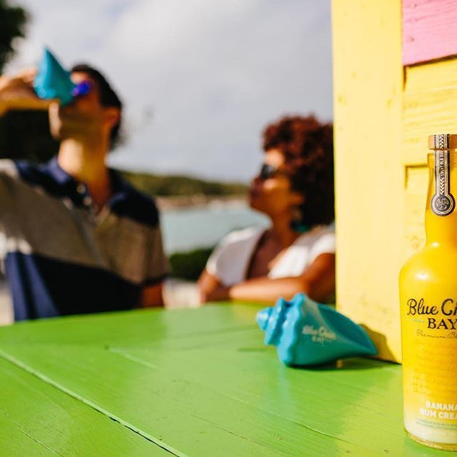 Banana Rum Cream: Delicious Enough On Its Own To Take As A Delicious  Shot.in The Blue Chair Bay Shell Shot, Perhaps?