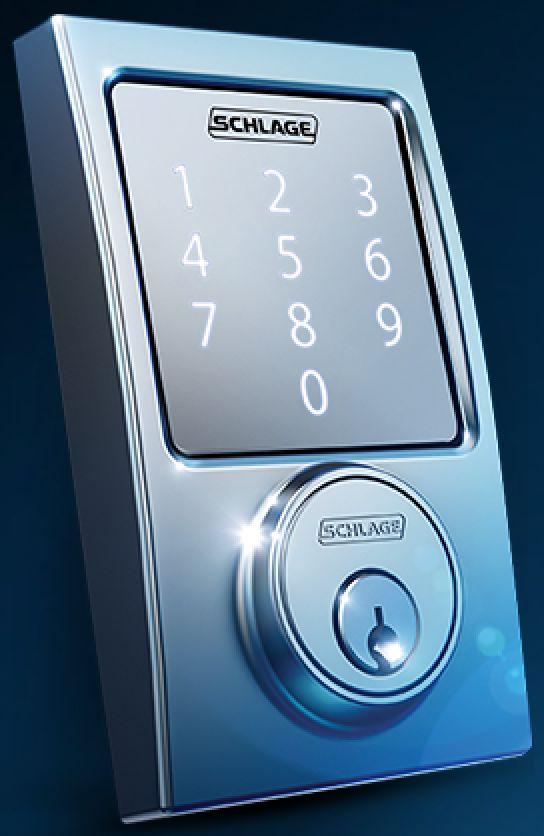 CES 2015: 'Schlage Sense' Smart Lock Allows Siri Voice Commands to Unlock Doors