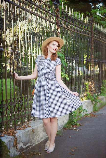 retro_summer_dress by Hearabouts, via Flickr
