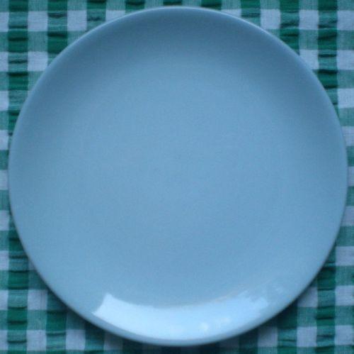 Vintage-JOHNSON-of-AUSTRALIA-side-plate-BLUE-c1950