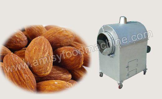 Small Size Peanut Roasting Machine,Portable Peanut Roaster