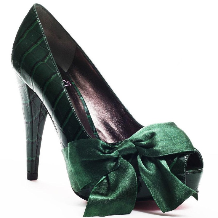 These are truly Irish..WOW..we must have..Heels.com