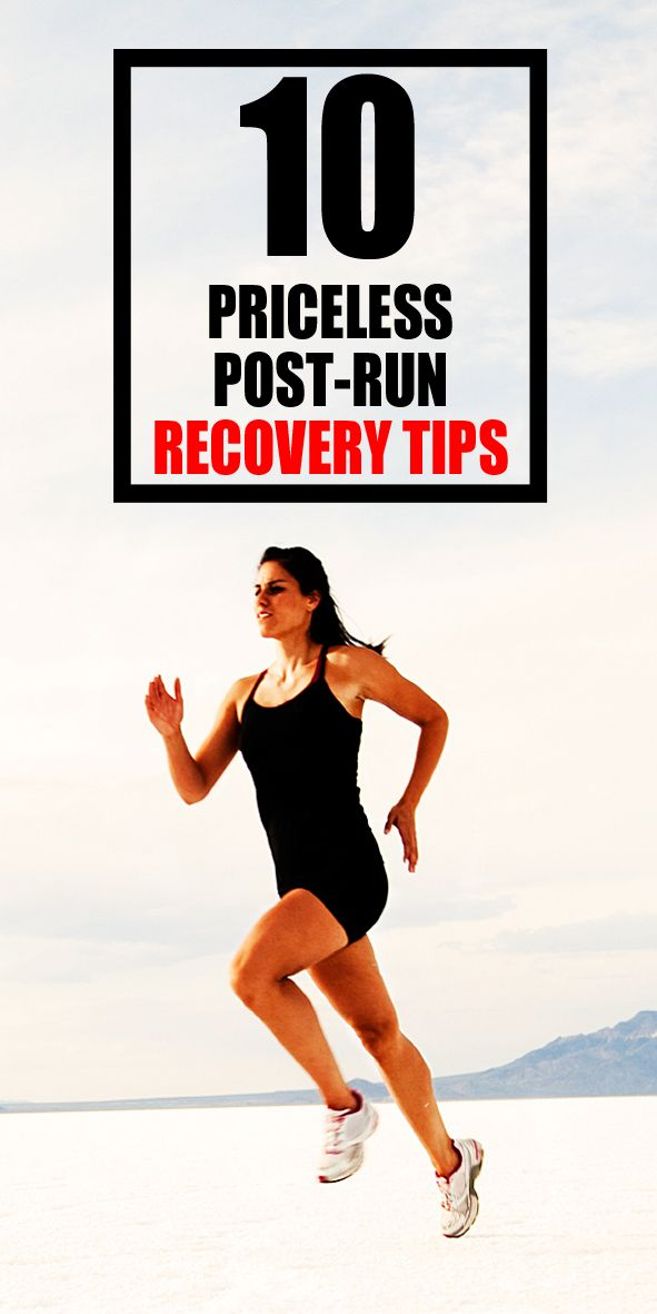 .10 must-know post-run recovery tips. Get your recovery wrong and you might find yourself sliding down the stairs for the next week.#runningtips #runningrecovery #musclerecovery