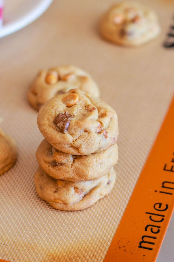 Soft-Baked Peanut Butter Lovers' Cookies | Recipe | Butter ...