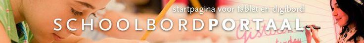 Schoolbordportaal: Tools, lesideeën en meer voor PO