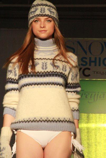 Freyja Icelandic Sweater Collection 2013-14