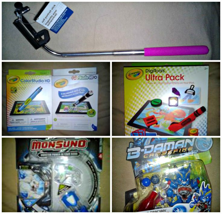 dollar tree stocking stuffers and gifts selfie sticks crayola digitools ultra pack crayola. Black Bedroom Furniture Sets. Home Design Ideas