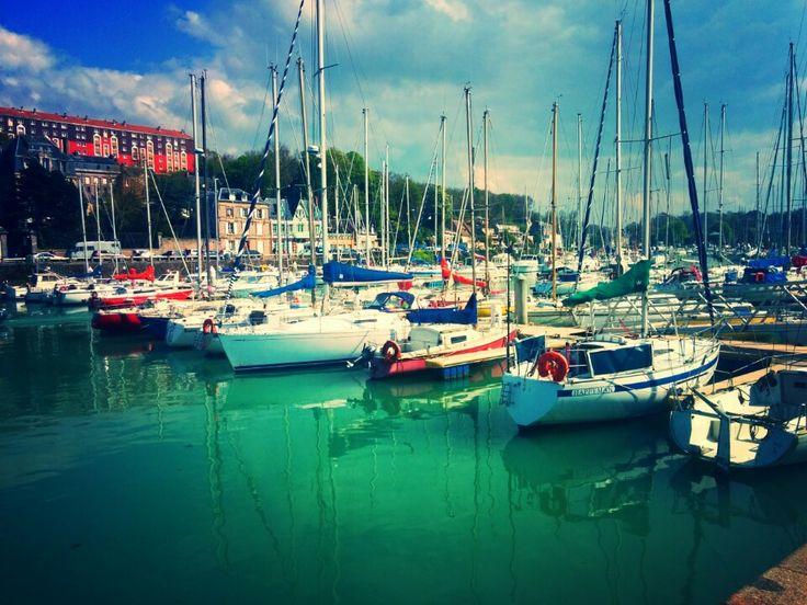 Saint-Valery-en-Caux,Haute-Normandie http://bit.ly/1s1L7tU