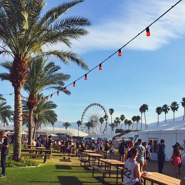 And that's a wrap for #Coachella www.sabrinascloset.com