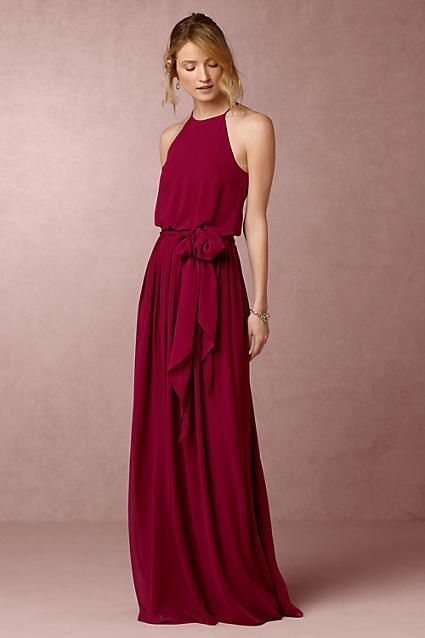 Anthropologie x BHLDN Alana Wedding Guest Dress