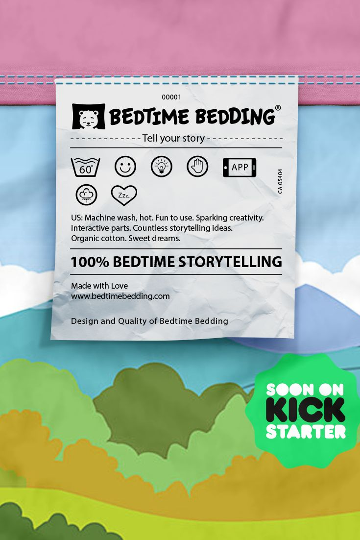 Bedtime Bedding - Tell your story!  Made with love www.bedtimebedding.com
