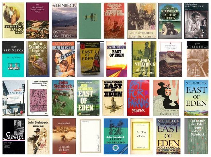 East of Eden - John Steinbeck: Books Worth, Books Stores, Favorite Books, Favourit Books, Old Books, Amazing Books