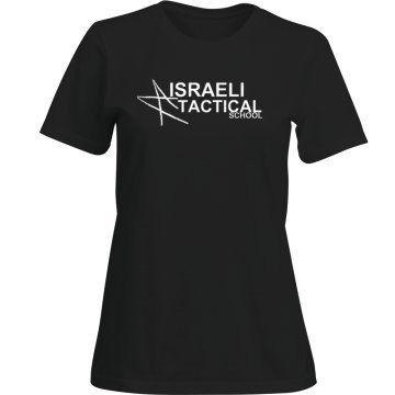Women -  Short Sleve T-Shirt Israeli Tactical School