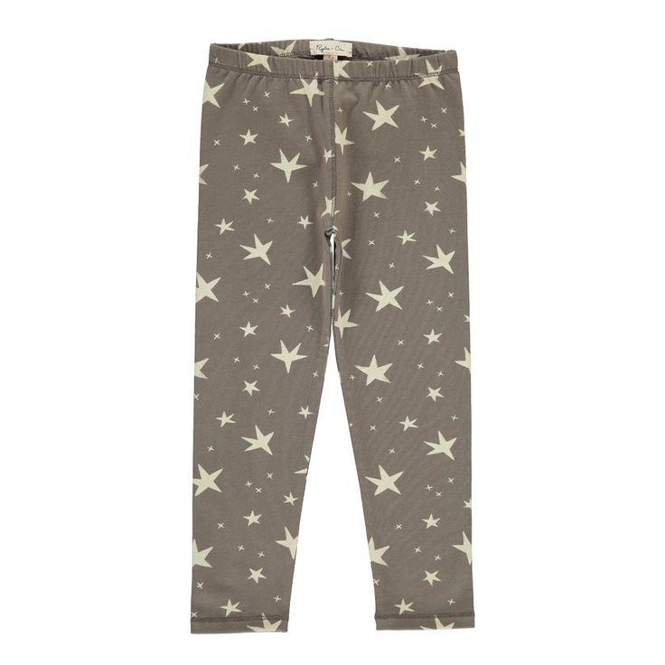 Rylee + Cru Star Leggings Slate grey-product