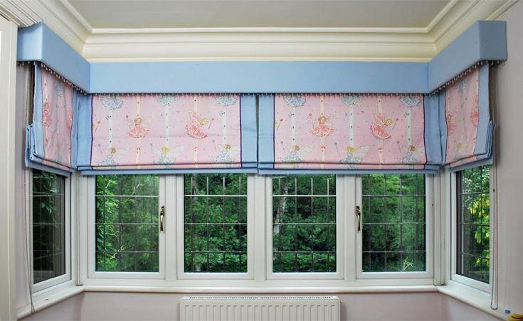 Bay Window With Roam Blinds Amp Box Pelmet My Typa Home