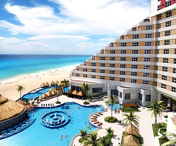 ME resort Cancun Mexico, Also another great place to go!