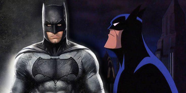 Kevin Conroy Crowns Ben Affleck The Best Live-Action Batman