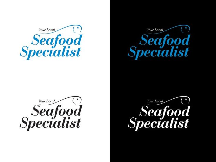 New logo wanted for Your Local Seafood Specialist by tockica