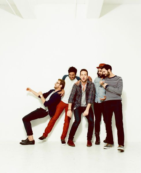 The band Young The Giant, who will play at Musikfest this year.