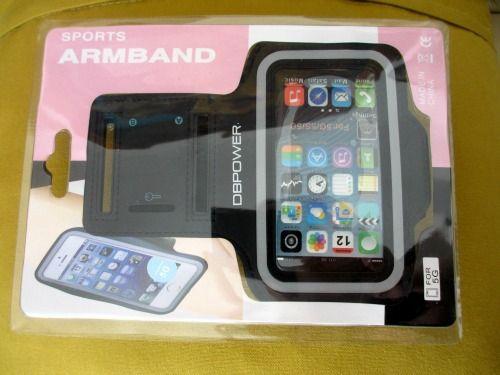 DI TUTTO UN PO': DBPOWER SPORT ARMBAND PER IPHONE