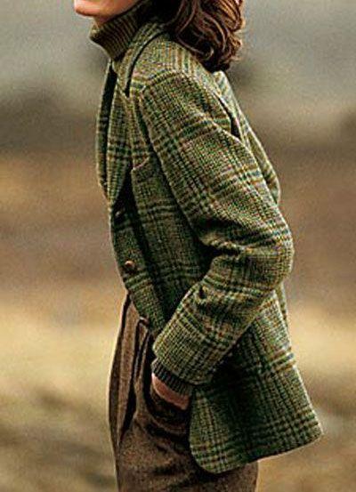 The timeless elegance of Tweed