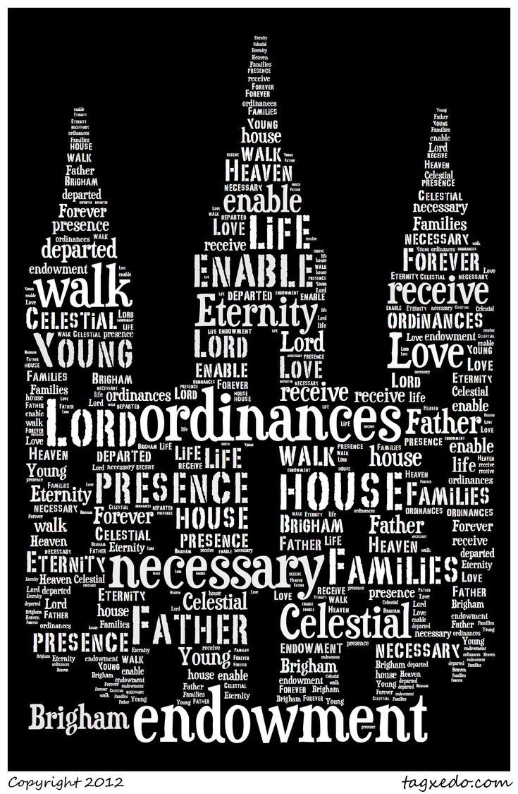 Use your words to create something special to send to your missionary for thier wall! Tagxedo.com