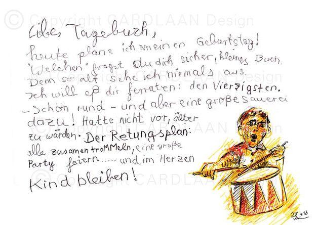 přes 25 nejlepších nápadů na téma einladungskarten 40. geburtstag, Einladungsentwurf
