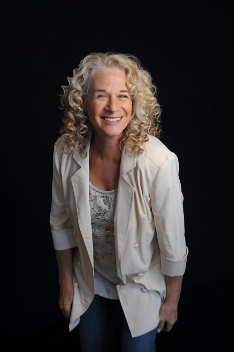 Carole King.  Overflowing with talent!  Love her. She has written countless songs for others.
