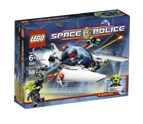 LEGO Space Police Raid VPR (5981) LEGO,http://www.amazon.com/dp/B002RL7W5Q/ref=cm_sw_r_pi_dp_FsEftb0N25E5WP3G