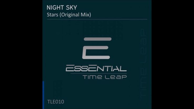 Night Sky - Stars (Original Mix)