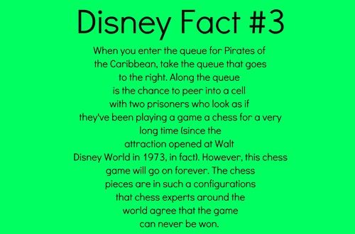Disney Fun Facts. I'm going tomorrow so ill definitely do this! !! (: