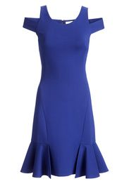 Off Cobalt Dress by Rebecca Taylor for $65   Rent The Runway