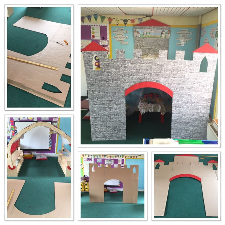 Building the castle role play area. #roleplay #roleplayarea #kasbah