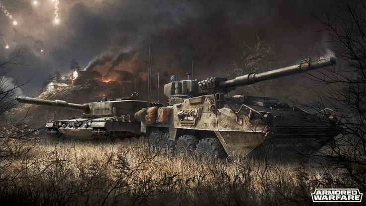 Armored Warfare выходит в массы!