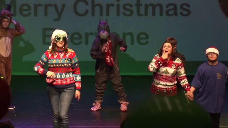 Singing Hands: Christmas Charity Concert 2016 with Makaton Sign Language