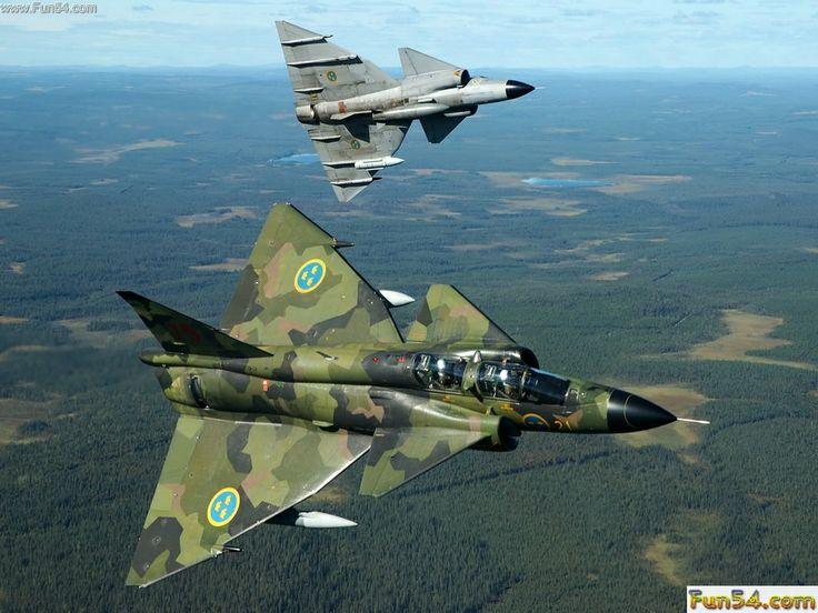 Saab 37 Viggens