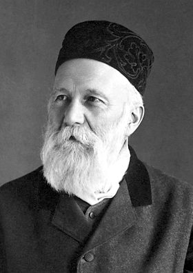 Jean Henry Dunant, Humanitarian, Peace Worker + Originator Geneva Convention + Founder of the Red Cross 1828-1910