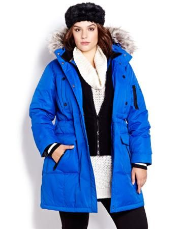 Canada Goose down online 2016 - Livik Down Parka with Hood * Finally! Canada Goose style coats for ...