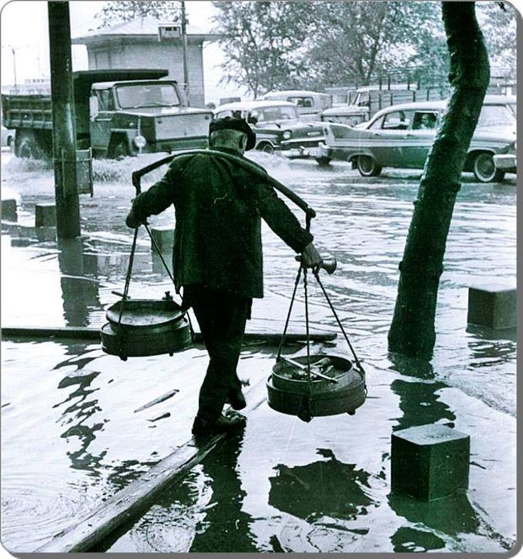 Yoğurtçu   Kabataş - 1970 ler