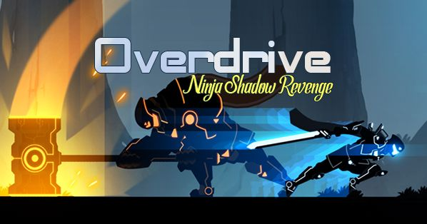 Download Overdrive Ninja Shadow Revenge Mod Apk Offline,  Game Info : Nama : Overdrive – Ninja Shadow Revenge Kategori : Aksi OS : 4.1+ Mod : Unlimited Money Mode : Offline Mod Overdrive Offline,
